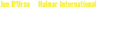 Joe D'Urso and Halmar International present Rockland-Bergen Music Festival