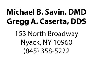 Michael B. Savin, DMD and Gregg A. Caserta, DDS